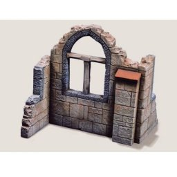 Plastikový model budovy CHURCH WINDOW (1:35) - Italeri 0408