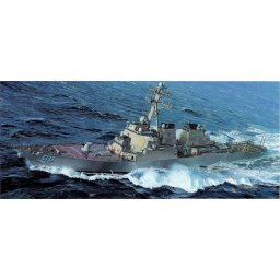 Plastikový model lodě U.S.S. THE SULLIVANS DDG-68, ARLEIGHT BURKE CLASS (1:350) - Dragon 1033