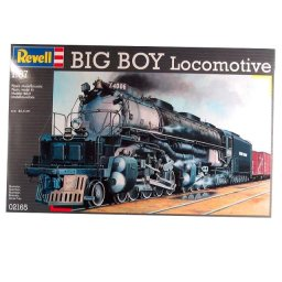 Plastikový model lokomotivy Big Boy Locomotive (1:87) - Revell 02165