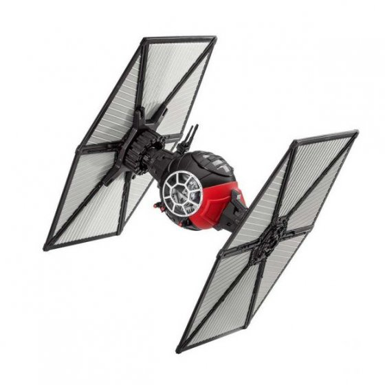 Plastikový model Special Forces TIE Fighter - EasyKit Build & Play - zacvakávací se světlem a zvukem - Revell Star Wars 06751