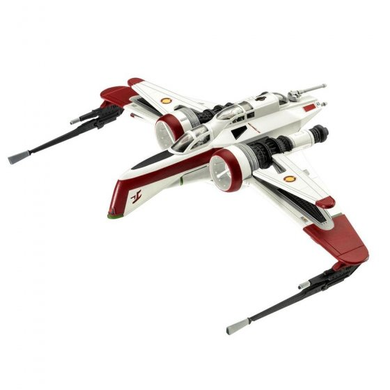 Plastikový model ARC-170 Clone Fighter (1:83) - Revell Star Wars 03608