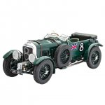 Plastikový model auta Bentley Blower (1:24) - Revell 07007