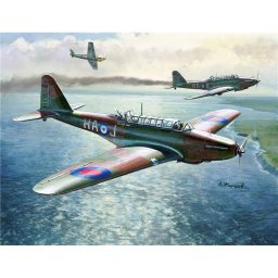 Plastikový model letadla British Light Bomber Fairey Battle (1:144) - Zvezda Wargames (WWII) 6218