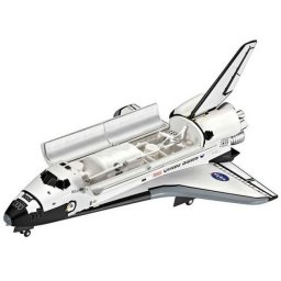 Plastikový model Space Shuttle Atlantis (1:144) - Revell vesmír 04544