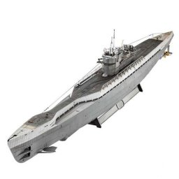Plastikový model ponorky German Submarine Type IX C/40 (1:72) - Revell 05133