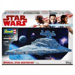 Plastikový model Imperial Star Destroyer (1:2700) - Revell Star Wars 06719