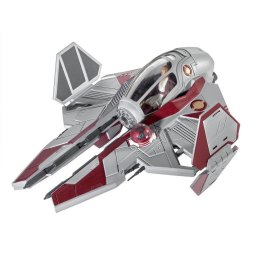 Plastikový model Obi-Wan´s Jedi Starfighter (1:58) - Revell Star Wars 03607