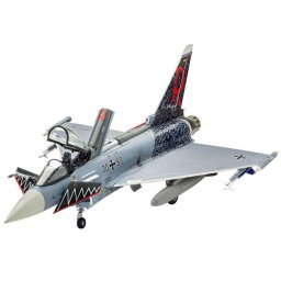 Plastikový model letadla Eurofighter Typhoon single seater (1:72) - Revell 03952