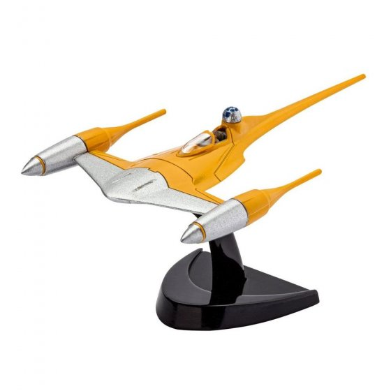 Plastikový model Naboo Starfighter (1:109) - Revell Star Wars 03611