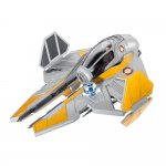 Plastikový model Anakin´s Jedi Starfighter (1:58) - Revell Star Wars 03606