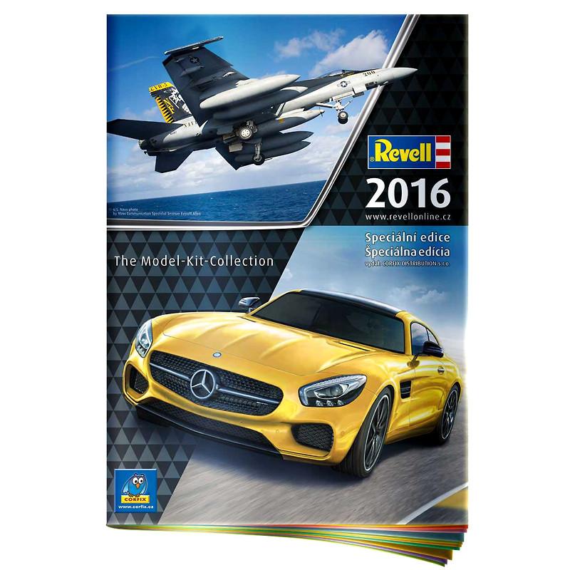 Katalog revell modely 2016 for Boden katalog 2016