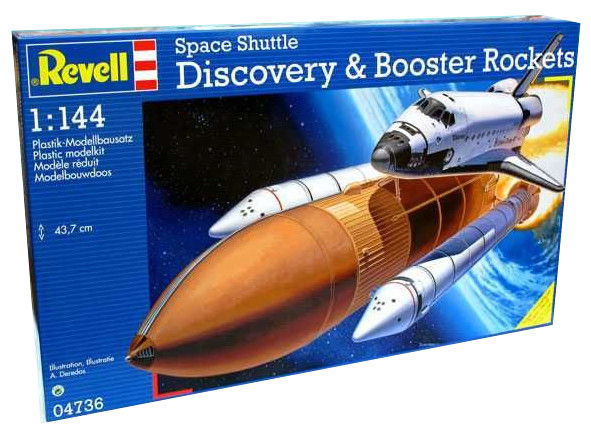 revell 04736 space shuttle discovery - photo #11